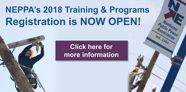 NEPPA 2018 Registration open banner