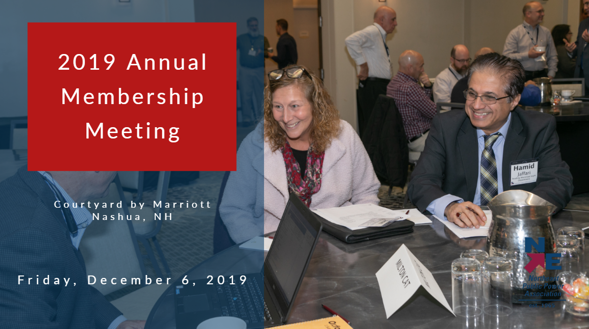 2019 Annual Membership Meeting PPP