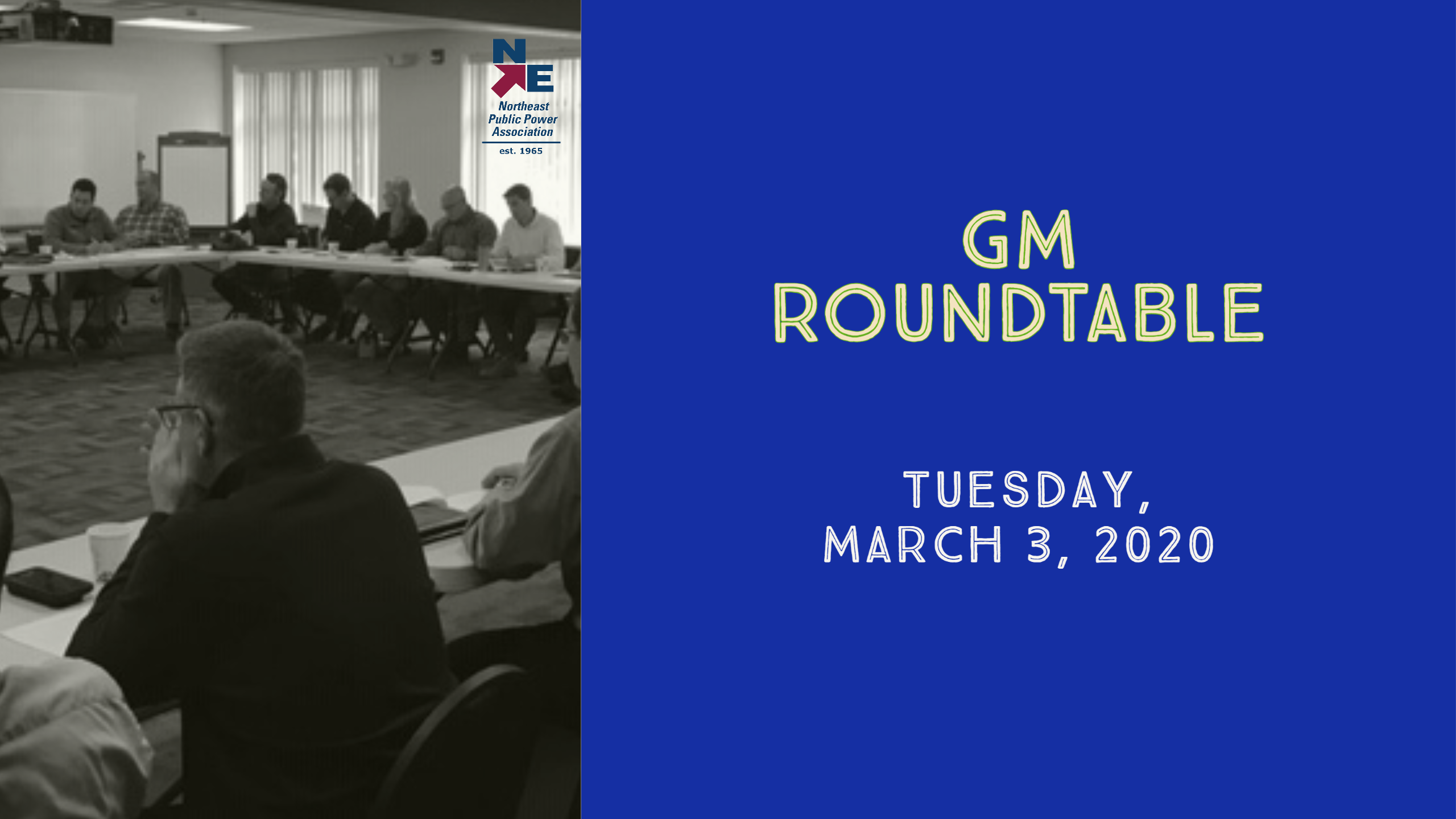 GM Roundtable header