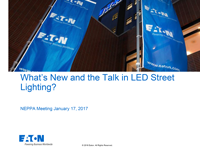 Eaton 2017 Lighting Update AMA CCT NLC and SPD 1