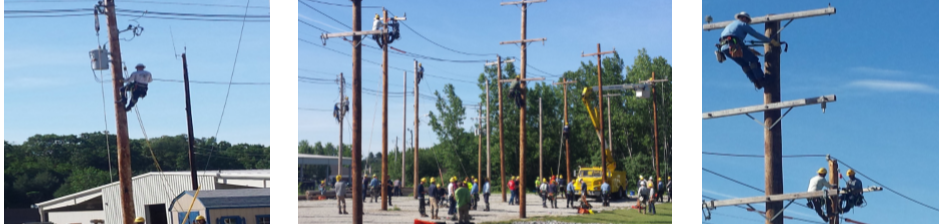 lineworker rodeo 2019 banner
